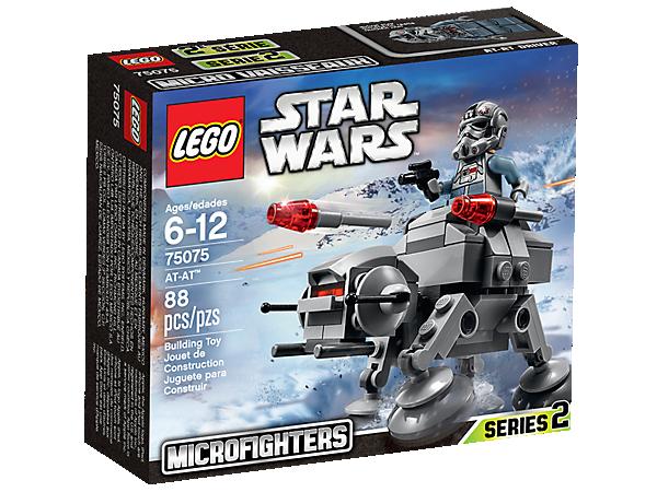 At At 75075 Star Wars Lego Shop