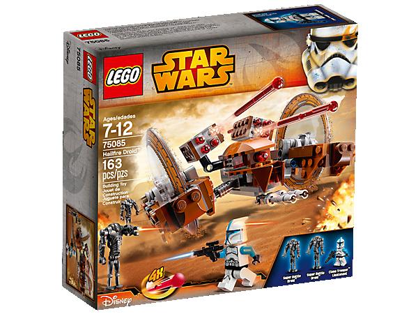 Hailfire Droid™ - 75085 | Star Wars™ | LEGO Shop
