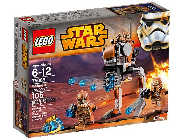 Geonosis Troopers™ - 75089 | Star Wars™ | LEGO Shop