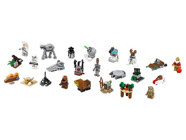 Lego Star Wars Advent Calendar 75097 Star Wars Lego Shop