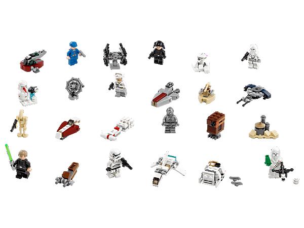 Lego Star Wars Advent Calendar 75146 Star Wars Lego Shop