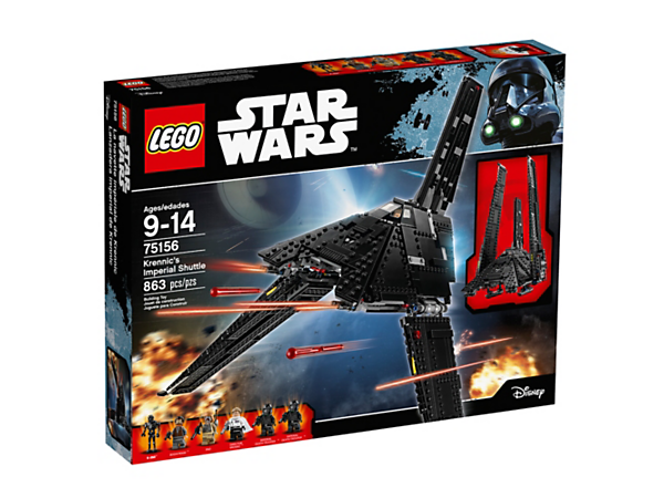 Krennics Imperial Shuttle 75156 Star Wars Lego Shop