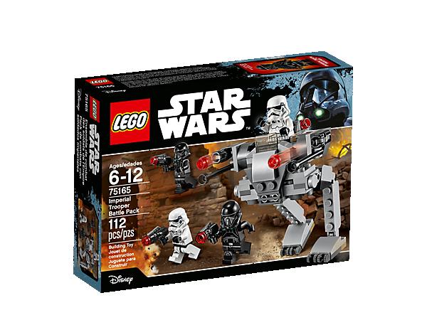 Imperial Trooper Battle Pack 75165 Star Wars Lego Shop