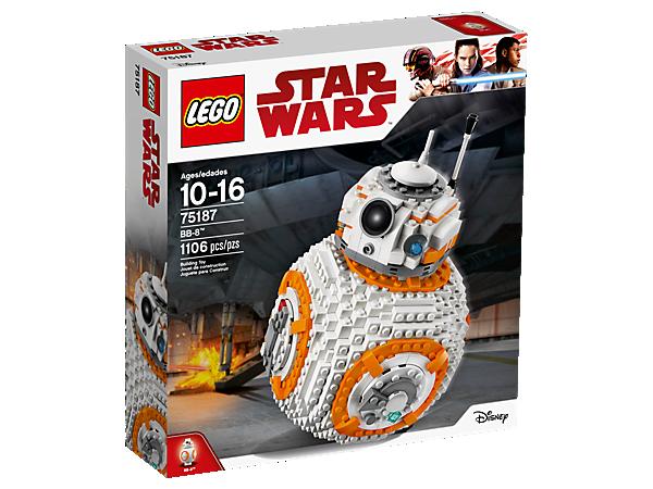 Star wars Lego BB-8
