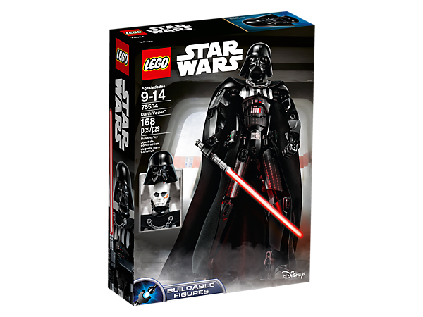 Darth Vader™ - 75534 | Star Wars™ | LEGO Shop