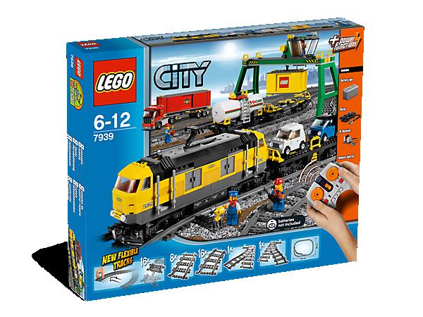 Cargo Train 7939 City Lego Shop