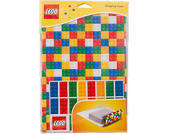 LEGO® Classic Gift Wrap - 850841 | LEGO Shop