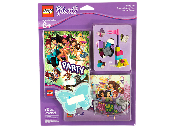 Party Set - 851362 | Friends | LEGO Shop