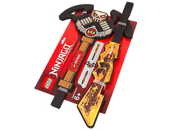 LEGO® NINJAGO™ Customizable Sword - 853529 | NINJAGO® | LEGO Shop