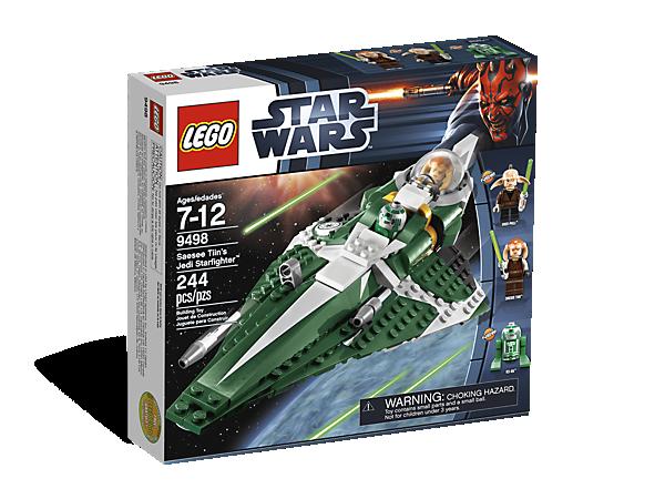 Saesee Tiins Jedi Starfighter 9498 Star Wars Lego Shop