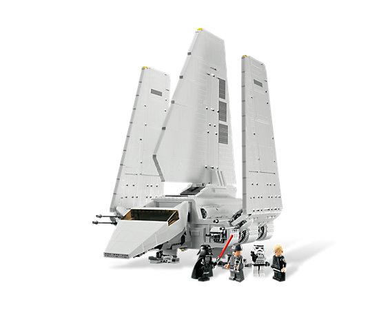 Imperial Shuttle 10212 Star Wars Lego Shop