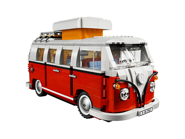 le camping car volkswagen t1 10220 creator expert lego shop. Black Bedroom Furniture Sets. Home Design Ideas