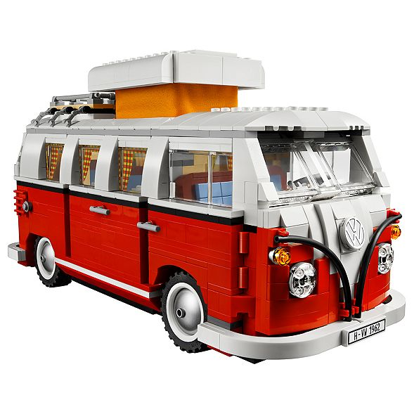 volkswagen t1 camper van 10220 creator expert lego shop. Black Bedroom Furniture Sets. Home Design Ideas