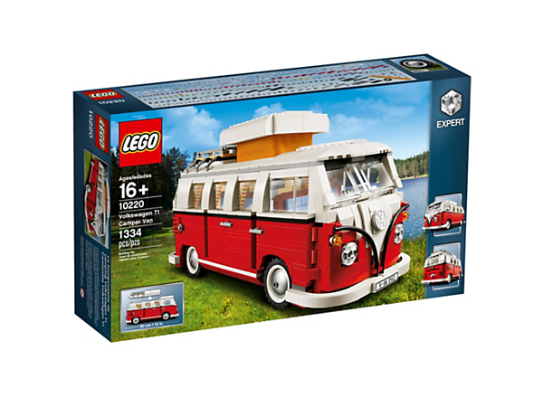 lego vw bus mini instructions