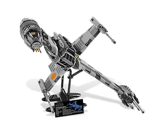 B Wing Starfighter 10227 Star Wars Lego Shop