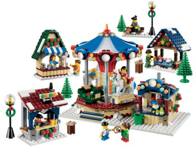 Explore product details and fan reviews for Winter Village Market 10235 from Creator. Buy today with The Official LEGO® Shop Guarantee.