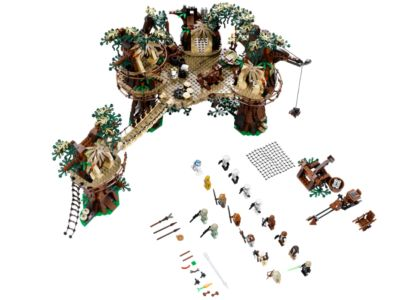 """Explore product details and fan reviews for buildable toy Ewok™ Village 10236 from LEGO<span style=""""font-family: Chalet-LondonNineteenSixty; font-size: 12pt; line-height: 115%;"""">®</span><em>Star Wars</em><span style=""""font-family: Chalet-LondonNineteenSixty; font-size: 12pt; line-height: 115%;"""">™</span>. Buy today with The Official LEGO® Shop Guarantee."""