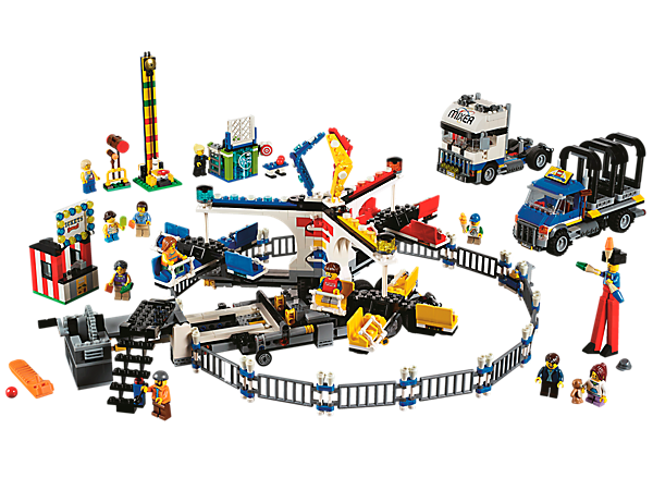 Explore product details and fan reviews for buildable toy Fairground Mixer 10244 from D2C Exclusive-Creator Expert. Buy today with The Official LEGO® Shop Guarantee.