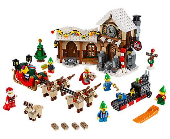 Santa's Workshop - 10245   Creator 3-in-1   LEGO Shop