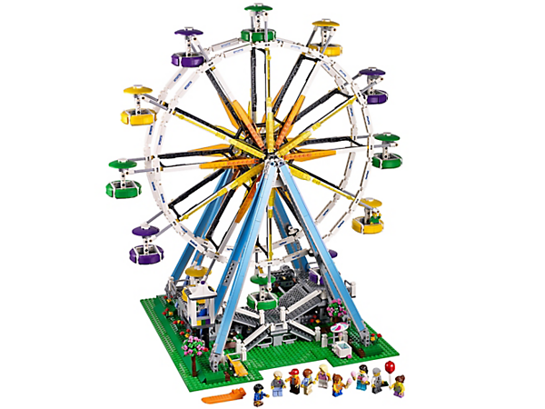 Explore product details and fan reviews for Ferris Wheel 10247 from Creator Expert. Buy today with The Official LEGO® Shop Guarantee.