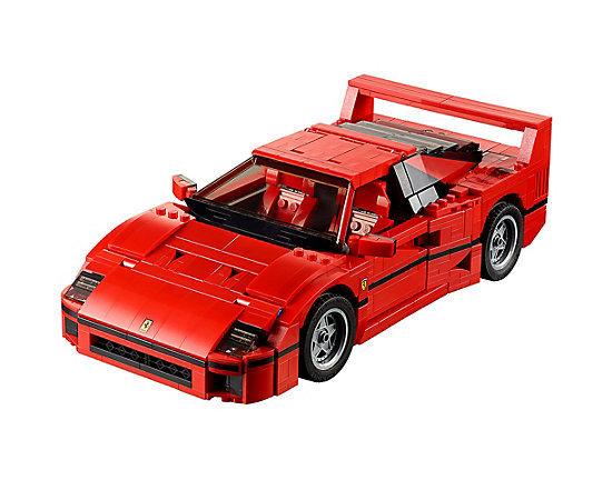 ferrari f40 10248 creator expert lego shop. Black Bedroom Furniture Sets. Home Design Ideas