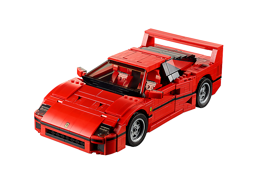 prix LEGO 10248 La Ferrari F40