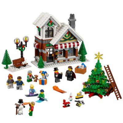 Lego Christmas.Winter Toy Shop