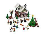 Le magasin de jouets d'hiver