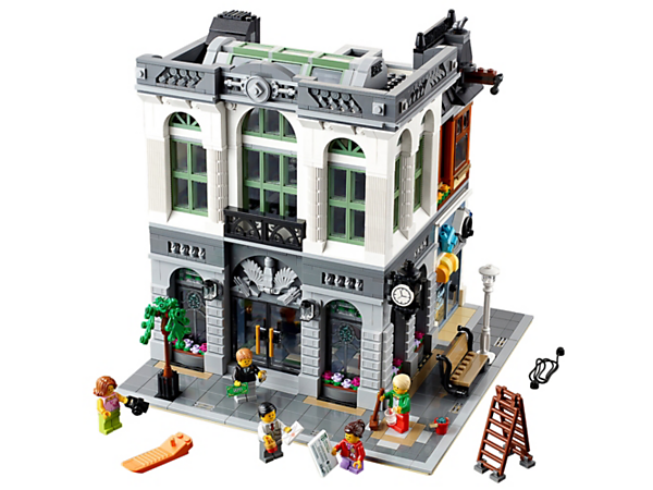 Explore product details and fan reviews for Brick Bank 10251 from D2C Exclusive-Creator Expert. Buy today with The Official LEGO® Shop Guarantee.