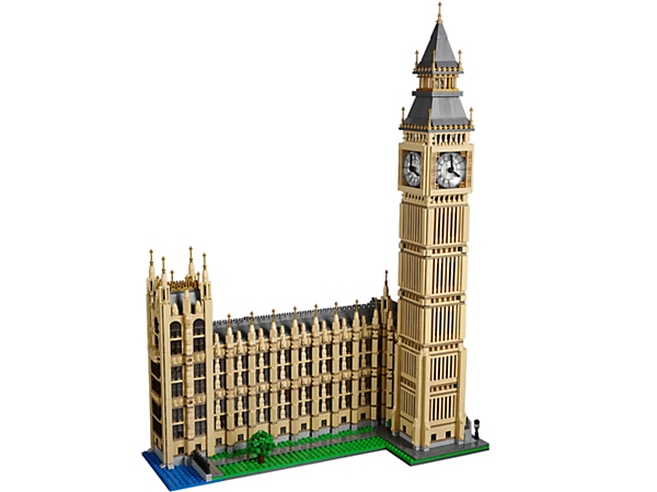 <p>Build and experience Big Ben with this LEGO® Creator Expert model, featuring a wealth of rich details and unique elements, plus movable clock hands and accessible belfry.</p>