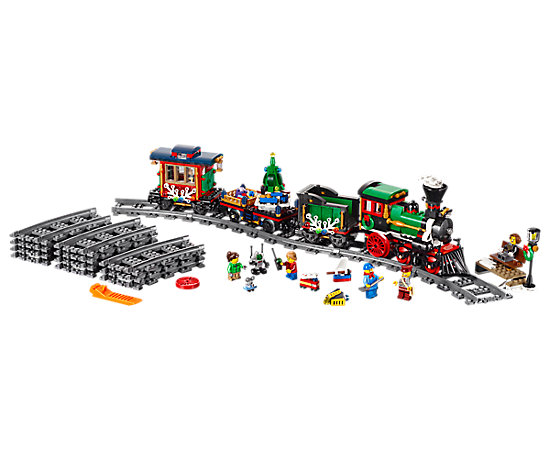 winter holiday train 10254 creator expert lego shop
