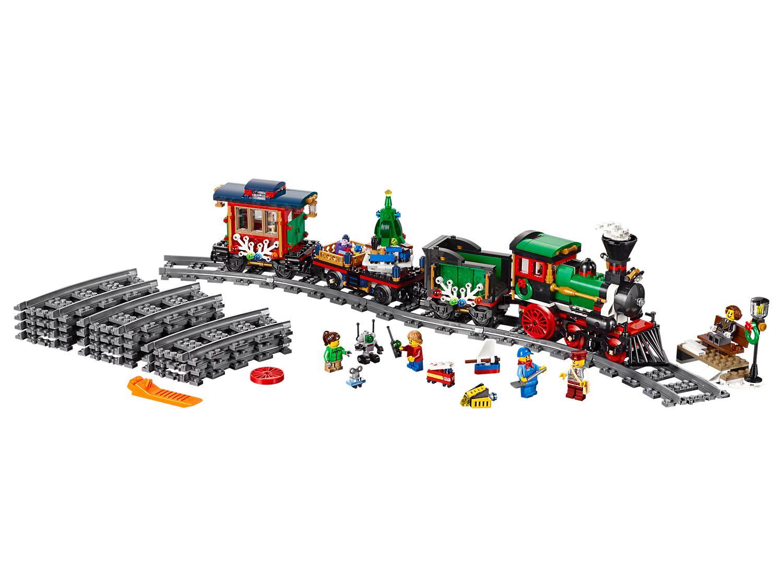 Train Le 10254Creator Shop Expert Noël De Lego rtQhsd