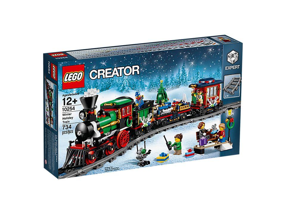 Festlicher Weihnachtszug 10254 Creator Expert Lego Shop
