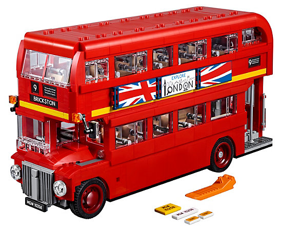London Bus 10258 Creator Expert Lego Shop