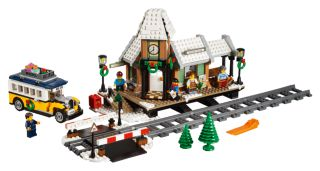 Winter Village Station