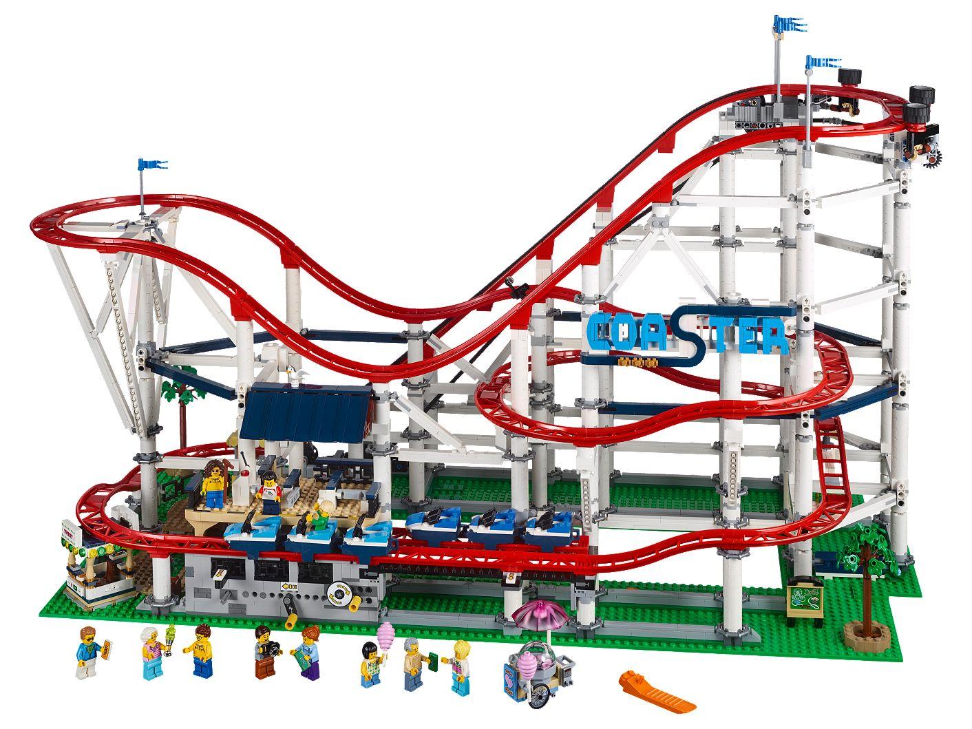 Roller Coaster 10261 | Creator Expert | Buy online at the Official LEGO®  Shop LT