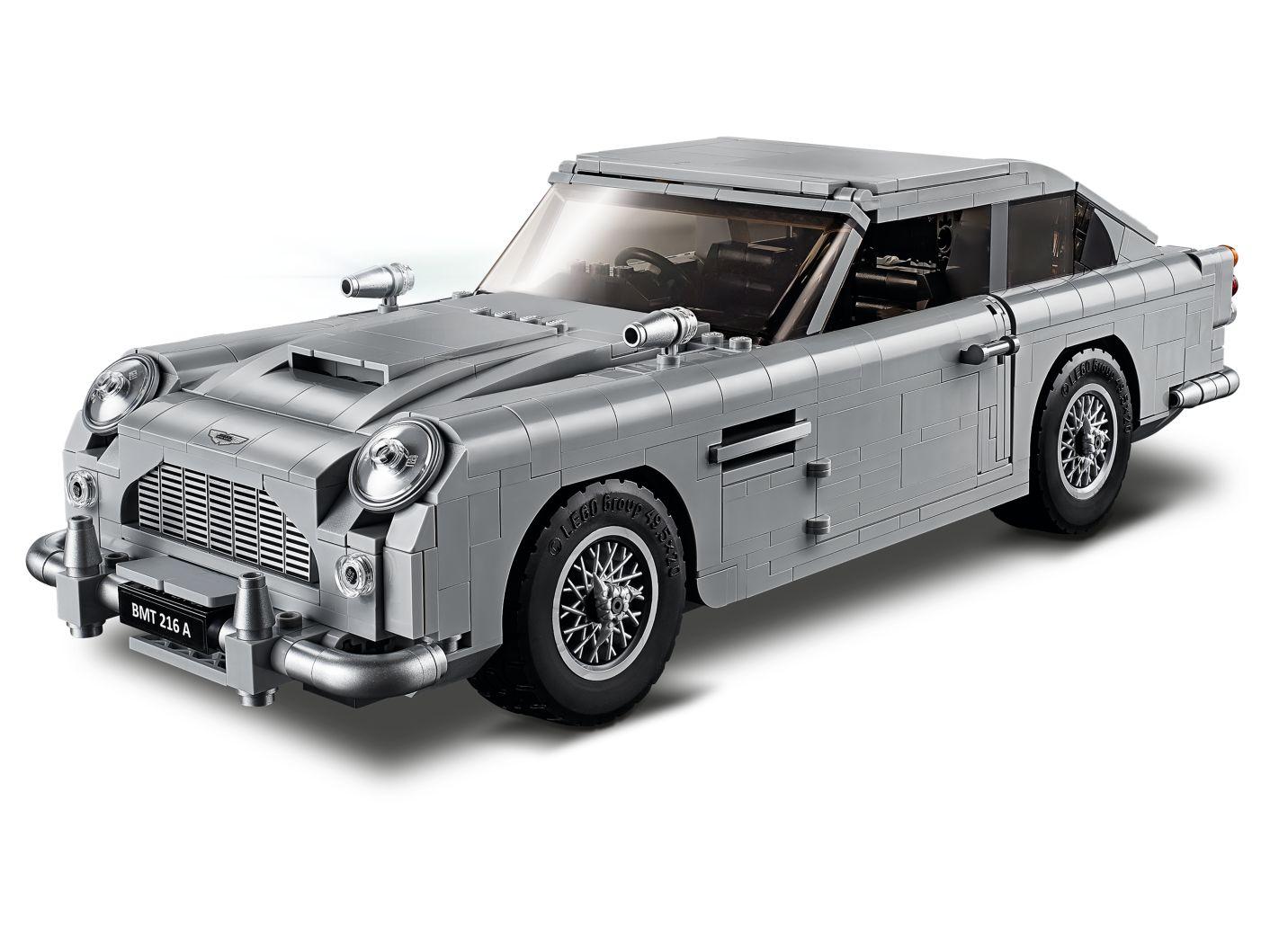 james bond™ aston martin db5 - 10262 | creator expert | lego shop