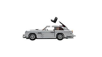 James Bond Aston Martin Db5 10262 Creator Expert Lego Shop