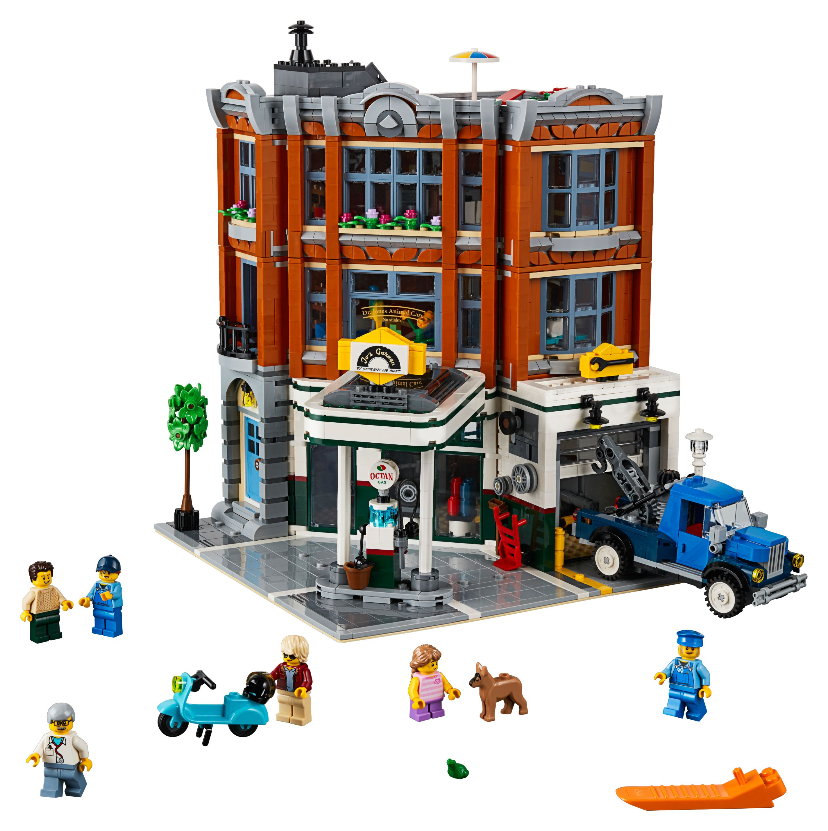 Lego Garage