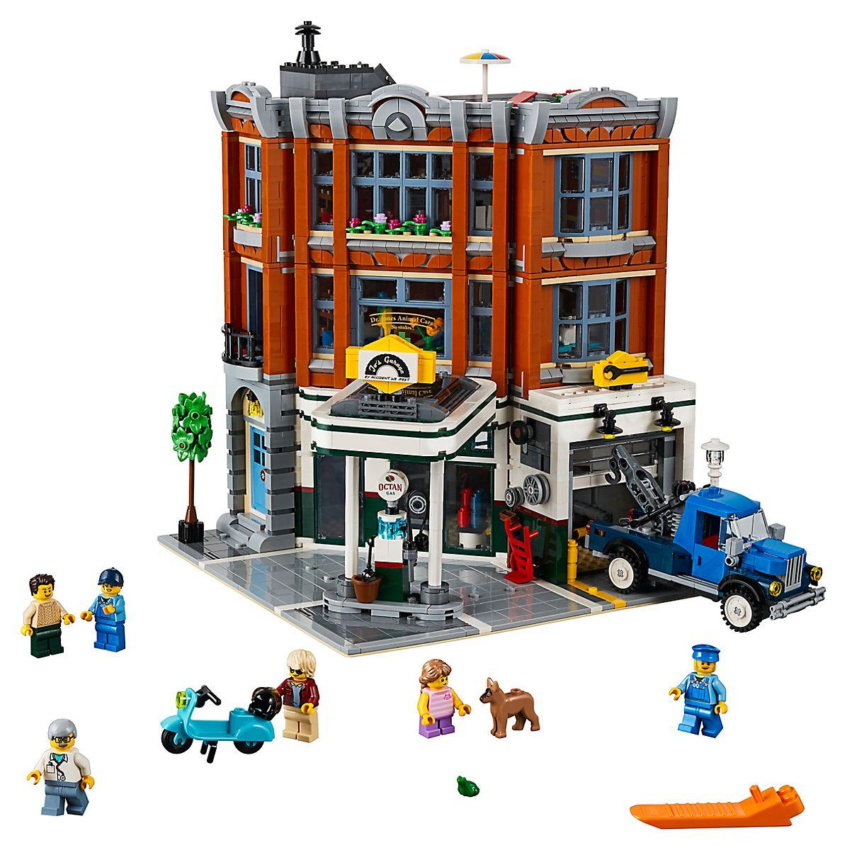 Lego Garage Du Coin