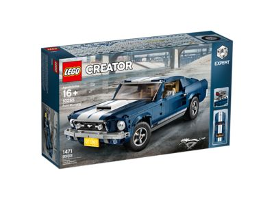 Ford Mustang 10265 Creator Expert Lego Shop