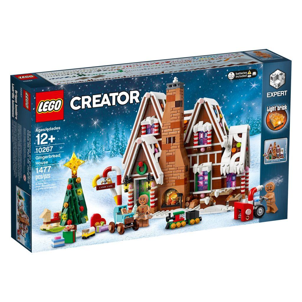 LEGO 10267 Gingerbread House