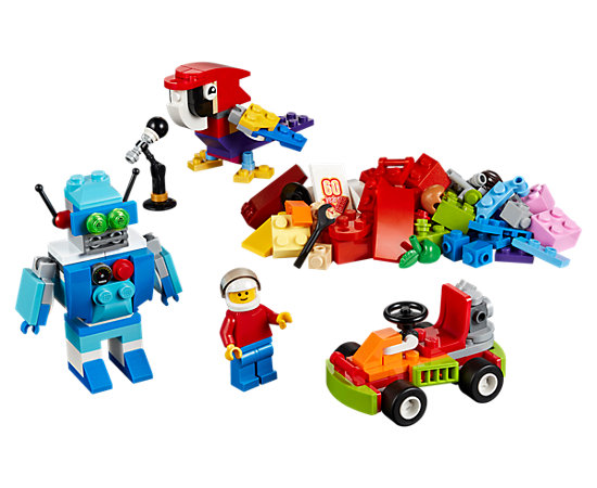 Fun Future 10402 Classic Lego Shop