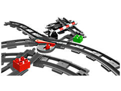 Eisenbahn Zubehör Set