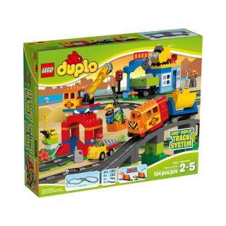 Pociąg Duplo Zestaw Deluxe 10508 Duplo Lego Shop