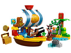 Jakes piratskib Tumle