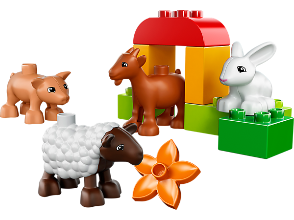 Explore product details and fan reviews for buildable toy Farm animals 10522 from DUPLO®. Buy today with The Official LEGO® Shop Guarantee.