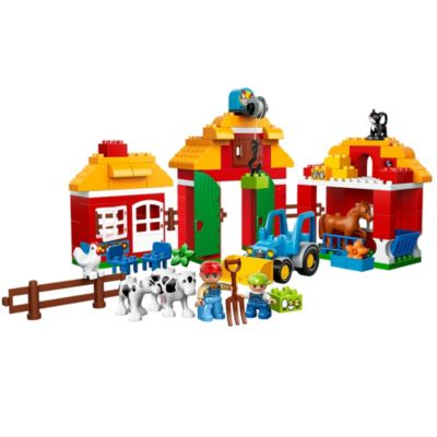 Explore product details and fan reviews for buildable toy Big Farm 10525 from DUPLO®. Buy today with The Official LEGO® Shop Guarantee.