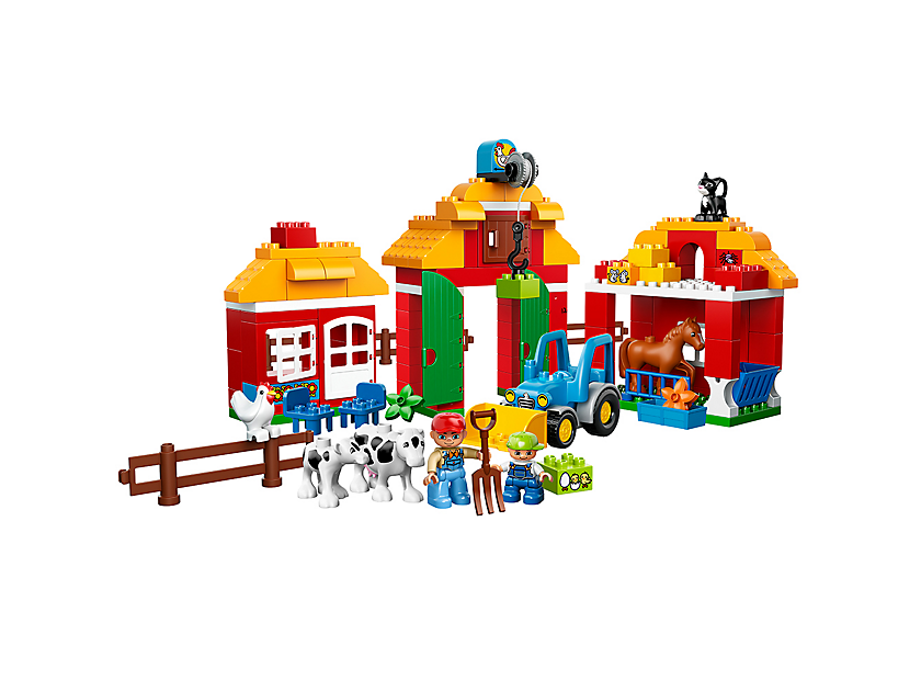 Lego Big Farm