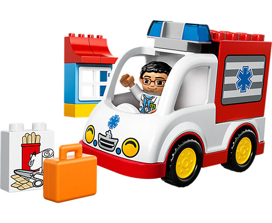 Ambulance 10527 Duplo Lego Shop